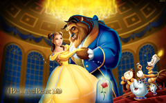 Disney Princess image Beauty And The Beast 3D HD wallpapers and