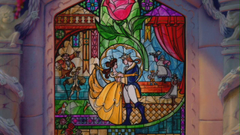 Belle in Beauty and the Beast Disney Princess HD Wallpapers for PC