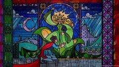 Beauty The Beast Disney Princess Wallpapers