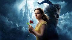 Wallpapers Beauty and the Beast Belle Emma Watson 4K 8K 2017