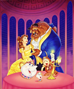 Walt Disney Posters Beauty and the Beast HD Wallpapers Image for PC