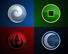 Four Nation Insigmas Wallpapers