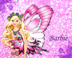 Pink Barbie Wallpapers Wallpapers