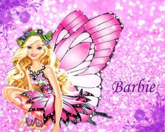 Pink Barbie Wallpapers Wallpapers