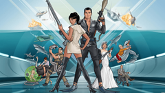 Hey guys Does anyone have any good Archer wallpapers ArcherFX