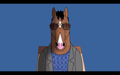 Made a wallpapers album of Bojack on the Escape From L A