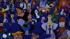 Cartoon Network Cartoons Courage The Cowardly Dog Dex