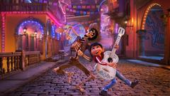 Wallpapers Miguel Rivera Hector Coco Animation Disney Pixar