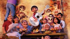 Wallpapers Coco Pixar Animation HD 5K Movies
