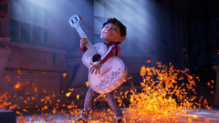 Pixar s Coco Takes Us To The Land Of The Dead In Stunning First