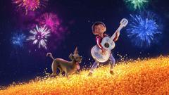 Wallpapers Coco Miguel Dante Pixar Animation 4K 8K Movies