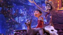 Wallpapers Coco Miguel Dante Hector Pixar Animation 2017 HD