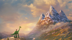 Wallpapers The Good Dinosaur Pixar Animation Movies