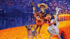 Wallpapers Coco Hector Miguel Dante Pixar Animation 2017 HD