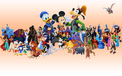 Walt Disney Characters Pictures HD Wallpapers Wallpapers