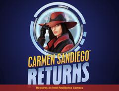 Carmen Sandiego Returns Video Games