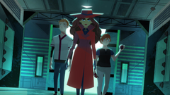 Netflix s CARMEN SANDIEGO Animated Series Gets a Poster Seven New