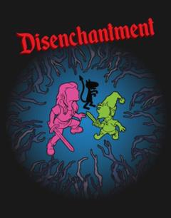 Disenchantment Matt Groening