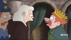 Netflix releases the first teaser for Matt Groening s Disenchantment