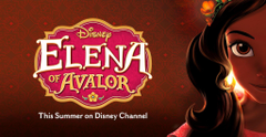 Elena of Avalor premiere to feature sneak peeks at Frozen LEGO