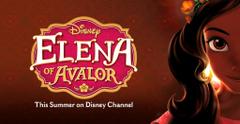 Elena of Avalor premiere to feature sneak peeks at Frozen LEGO