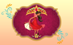 Elena of Avalor Big wallpapers with main characters