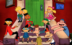 Staff Beef Why Hey Arnold Deserves the Championship Belt for