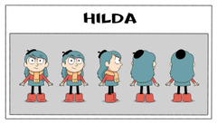 Watch The Trailer For Netflix s New Hilda Series