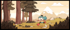 Hilda A Netflix Original Series based on the graphic novels by Luke