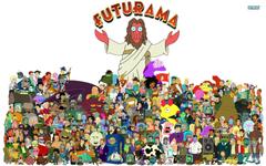 Desktop Wallpapers Collection Futurama Edition