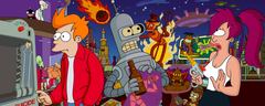 Good News Everyone Futurama Wallpapers