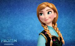 Princess Anna Frozen Wallpapers