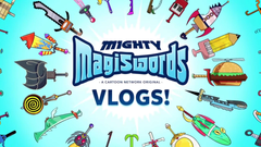 Mighty Magiswords Vlogs