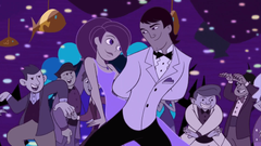Kim and Eric Prom Dance Full HD Wallpapers and Backgrounds Image