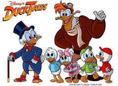DuckTales Wallpapers for iPhone