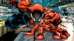 Amazing Spiderman HD wallpapers from Marvel