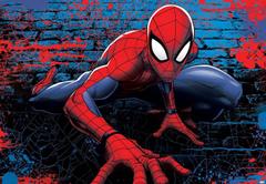 Fototapete Tapete Marvel Spiderman