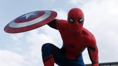 Wallpapers Captain America 3 civil war SPIDER MAN Marvel best