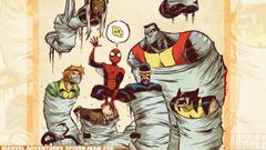 Comics Humor Wallpapers