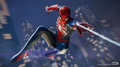Marvel Spiderman Ps4 Wallpaperwalpaperlist