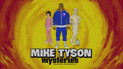 Television Screencap Image For Mike Tyson Mysteries Season 2