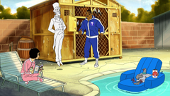 The Mike Tyson Mysteries Premieres Tonight on Adult Swim