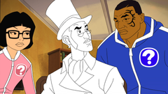 Mike Tyson Mysteries Season 2 Pushed Retro Designs
