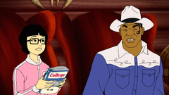 Mike Tyson Mysteries The Former Boxer Discusses His New Animated