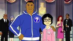 Mike Tyson Mysteries NYCC Trailer