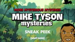 Sneak Peek Panic At the Disco Mike Tyson Mysteries