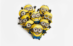 I Love Minion Wallpapers
