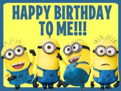 Minions Happy Birthday