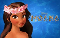 MOANA disney princess fantasy animation adventure musical family