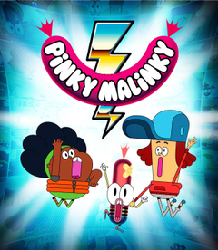 NickALive Netflix to Debut Pinky Malinky on Tuesday January 1